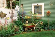 Garden Ideas / by Tina Coover