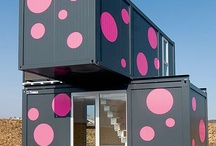 Shipping Container Homes / by Sheri <3
