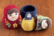 Crochet gifts / by Terésa Speaker