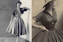 sewing: vintage sewing inspiration / by Jessica Ha