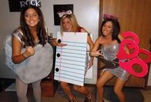 Costume Party / by Hannah Zach