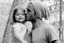 DADDY COOL / Famous fathers and their adorable children / by Seraphine Maternity