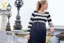 PREGNANCY STRIPES / Rock fashionable stripes through your pregnancy / by Seraphine Maternity