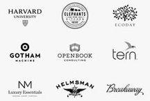 Logos / Logo and identity design / by Jessica Jones