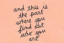 Quotes / by Mylene Perez