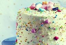 Food - Cake / by Patricia Viets