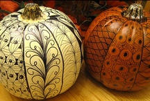 DIY Pumpkin Craft / by Patricia Viets