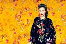Florals. / Outfit inspiration that has to do with floral prints. / by Mollie Ruiz-Hopper
