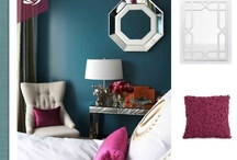 Bedrooms / Ideas for non-master / by Stephanie O