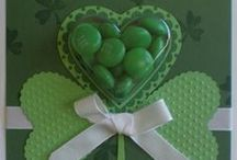 Irish For a Day / St. Patrick's Day,  food and celebrations / by Francoise Lavergne
