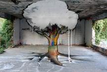 Street Art / by Chanoch Gisser