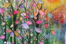 Flower Days / by Ladybug Wreaths, Nancy Alexander