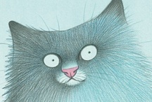 Cats in Art / by ❈Agnès ❧ Brun❈