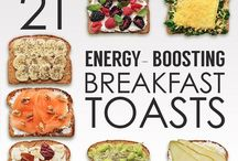 Break the Fast / Quick & Convenient Breakfast Ideas / by Whimsical Harmony