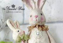 Hoppin' Down the Bunny Trail / by Whimsical Harmony