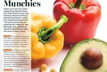 healthy recipes / by Sheree Burton