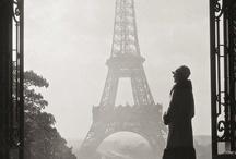Paris, Je T'Aime / Paris, my true love  / by Emily Morris
