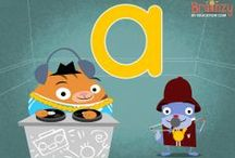 Educational Videos for Kids / Our educational videos for kids help early learners learn math and reading skills, all while having fun! Full of catchy songs, colorful characters, and beautiful illustrations, our educational videos will have your kids smiling and singing along! / by Education.com