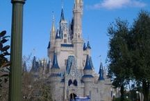 Disney World Theme Parks / by The Magic For Less Travel - Specializing in Disney and Universal Vacations