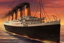 Titanic / by Deeny Hamhuis Zantingh