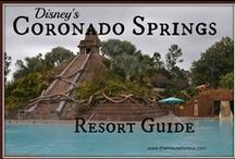 Disney's Coronado Springs Resort / Disney's Coronado Springs Resort at Walt Disney World / by The Magic For Less Travel - Specializing in Disney and Universal Vacations