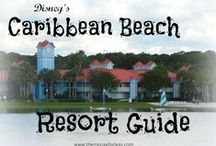Disney's Caribbean Beach Resort  / Disney's Caribbean Beach Resort at Walt Disney World / by The Magic For Less Travel - Specializing in Disney and Universal Vacations