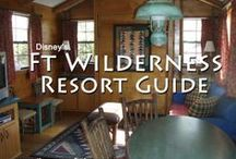 Disney's Fort Wilderness Resort & Campground / Disney's Fort Wilderness Resort & Campground at Walt Disney World / by The Magic For Less Travel - Specializing in Disney and Universal Vacations