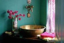 Bathroom glam / by Follow your Bliss - Inspirational Accessories