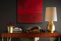 Spaces of inspiration / by Francisca Wolters {Bee & Mason}