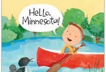 Minnesota / Home sweet home! / by Creative Kidstuff
