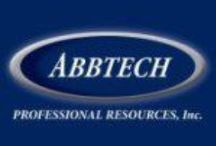 ABBTECH News / COME AND GET IT! If you're looking for the latest ABBTECH News, you've found it! We like to use this board to let our followers know what we have been up to lately. Whether its a new event, or new partnership - it will all be laid out here. For more information about ABBTECH please visit, www.ABBTECH.com or email us at Staffing@ABBTECH.com / by ABBTECH Professional Resources, Inc