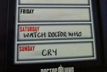 Doctor Who! / by Shelby Baca