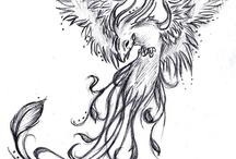 Tattoos / by Crimson Raen