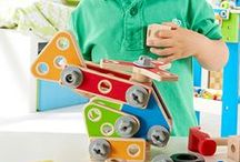 Science and Learning / Learn to play, play to learn! / by Creative Kidstuff