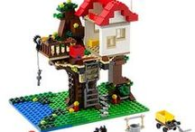 Lego & Duplo / LEGO bricks ignite the imaginations of children around the world. / by Creative Kidstuff