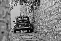 Behind The Wheel / by Persis from Keks Unterwegs