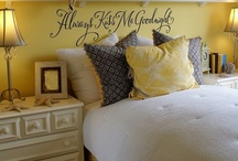Home ideas / Good colors and decor ideas for the home decor. / by Miranda Burdette