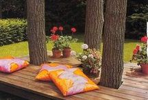 Gardening /Outdoor Decor / by D. Riles