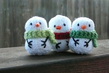Christmas - Snowmen / by Sandra Grice