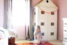 Little Girl's Room / by Krystle / CraftyHabit