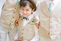 Ring Bearer / Little fellas! / by Style Unveiled®