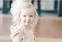 Flower Girl / Little Ladies! / by Style Unveiled®