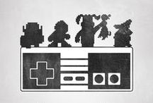 Video Games / This is for anything and everything to do with video games, a young but growing art form. / by Matthew Cox