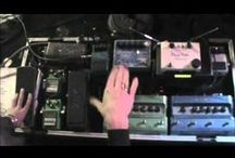 Guitar Gear  / Guitars, Amps, Effect Pedals, Pedal Board, Guitar Rig, Guitar Recording Plugins. / by Kelly Richey