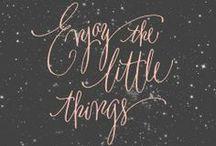 words / by Sophia Edgar
