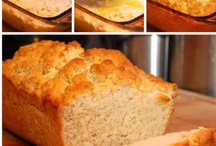 Bread / by Stacy Robinson