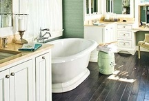 Bathrooms / by Angelina W