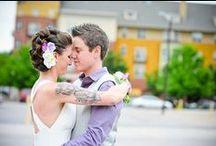 &kiss&romantichearts / wedding / by Joanna Lule