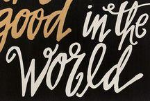 cambiando el mundo / by Joanna Lule