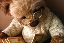 Teddy bear love / by Bella